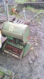 Briggs and Stratton Vintage Lawn mower