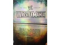 Wrestling anthology