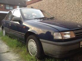 1992 Vauxhall Cavalier 1.8L