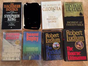 Hard Cover Novels