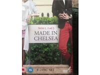 Made in Chelsea, unopened 8 DVD box set, series 1 2 &3
