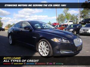 2012 Jaguar XF SPORT / LEATHER / SUN-ROOF / NAVIGATION