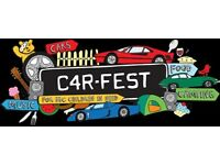 1 Carfest South ticket with camping all weekend