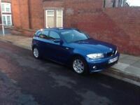 2005 05reg BMW 118d Special Edition Blue Good Runner