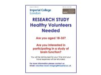 Healthy volunteers needed