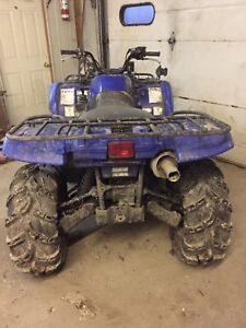 2001 Yamaha grizzly 660