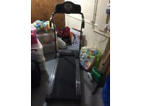 Confidence fitness treadmill , very good condition
