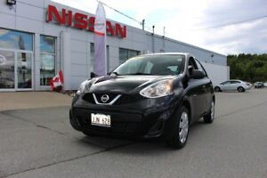 2015 Nissan Micra S JUST IN