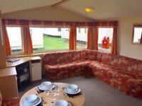 2 bedroom 6 berth static caravan holiday home for sale on near mablethorpe, skegness & cleethorpes.