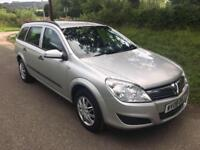 Vauxhall/Opel Astra 12 MONTHS MOT LOW MILAGE + JUST BEEN SERVICED