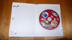 Wii New Super Mario Bros - DISC SEULEMENT