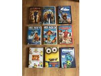 Kids Film DVDs - Good condition £1.50 each