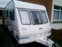 Lunar LX2000 Caravan 1999