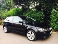 Audi A3 2.0 TDI Sport 3dr BEST COLOUR RARE SPORT MODEL..HPI Clear.