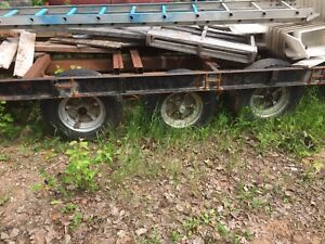 24 foot gooseneck trailer