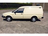Wanted maestro van