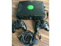 Original Microsoft Xbox