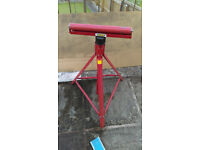 Support Roller Stand for Saw