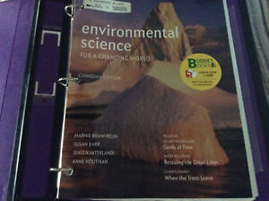 First Year Environmental Science Textbook