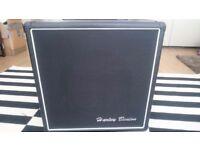Harley Benton G112 Vintage 1x12 Cab loaded with Celestion Vintage 30 Speaker