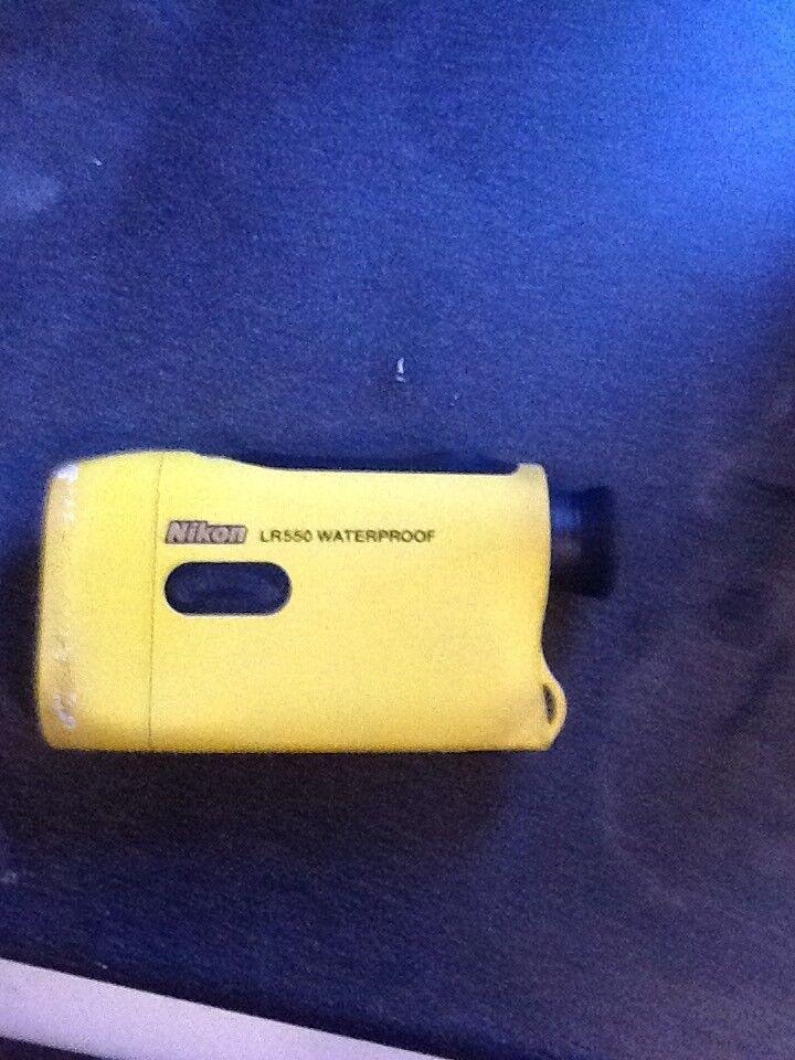 Nikon Callaway golf laser distance finder