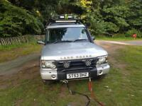 Land Rover Discovery 2 TD5 XS