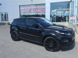 2015 Land Rover Range Rover Evoque Dynamic *BLACK PACKAGE *