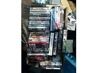 DVD's 80+ Various titles