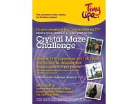 The Crystal Challenge