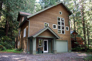 Mt. Baker Lodging - Cabin #51 - PING PONG, D/W, W/D, SLEEPS-8!