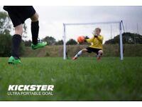 3 kickster academy goals