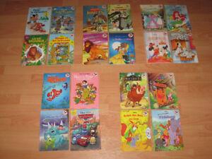 """20 petits livres """"Le Club Mickey"""" de Disney"""