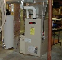 A/C, furnace, gas, duct service available