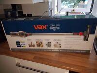 Brand new vax slim pet cordless hoover vaccum