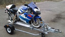 Trailer One Motorcycle Transportation / Recovery Within the West Midlands.