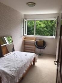 Large single bedroom furnished St Albans Hertfordshire