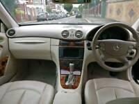 Mercedes CLK270 cdi 2004