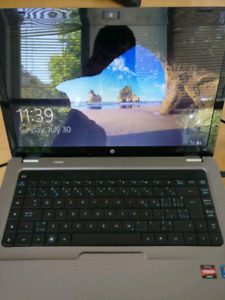 Two(2) x 15inch HP G62 Laptop
