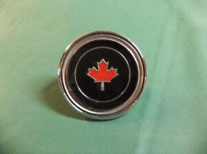 1968 1969 1970 1971 Acadian NOS horn ring emblem ...... a beauty
