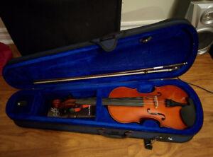 Menzel Violin (Full Size 4/4) Package