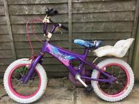 Girls' bike