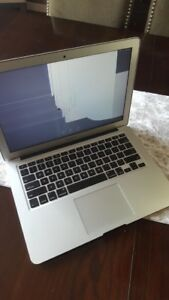 Mac book air for fix or parts