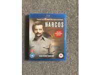 Narcos blu ray complete season 1