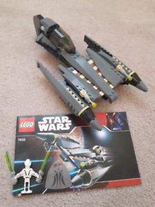 General Grevious Starfighter - Lego Star Wars
