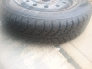 4 winter tires size 14