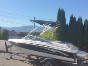 2007 Chaparral Bow rider/ALL accessories included