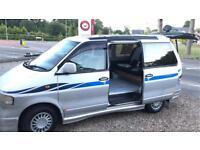 Nissan largo camper van - reduced