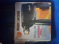 Black & decker electric hammer drill
