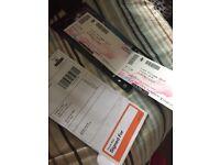 2 x Lost Village festival tickets