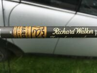 Hardy Richard walker Farnborough fly rod